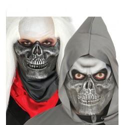 Demi Masque de Squelette