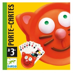 Porte Cartes Chat - Djeco