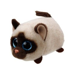 Peluche Teeny Tys Kimi Le Chat Siamois - Ty