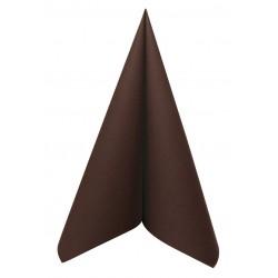 Serviette en Papier Voie Sèche Cacao 40x40cm