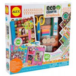 Album à Créer Scrapbooking Ecologique - Alex