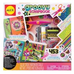 Créatifs Mon Fantastique Album de Scrapbooking - Alex