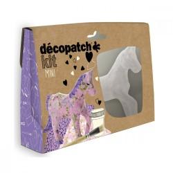 Kit Creatifs Décopatch - Mini Cheval