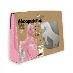 Kit Creatifs Décopatch - Mini Licorne