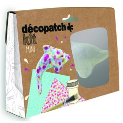 Kit Creatifs Décopatch - Mini Dauphin