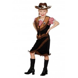 Déguisement de Cowgirl Fille