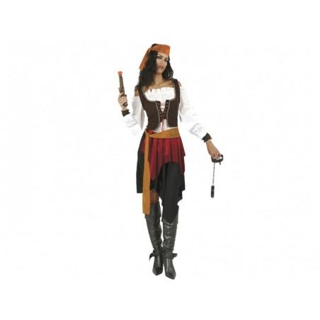 Déguisement de Femme Corsaire Pirate