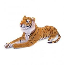 Tigre En Peluche Géant