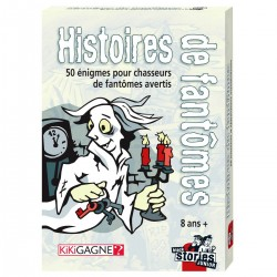 Black Stories Junior - Histoires de Fantomes - Kikigagne