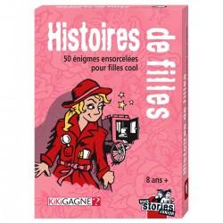 Black Stories Junior - Histoires de Filles - Kikigagne