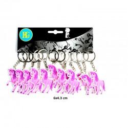 Porte Clés Licorne en Vinyl