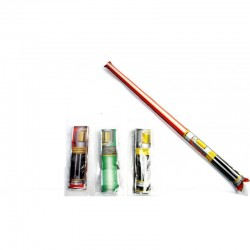 Epée Sabre Laser Autogonflante 70cm