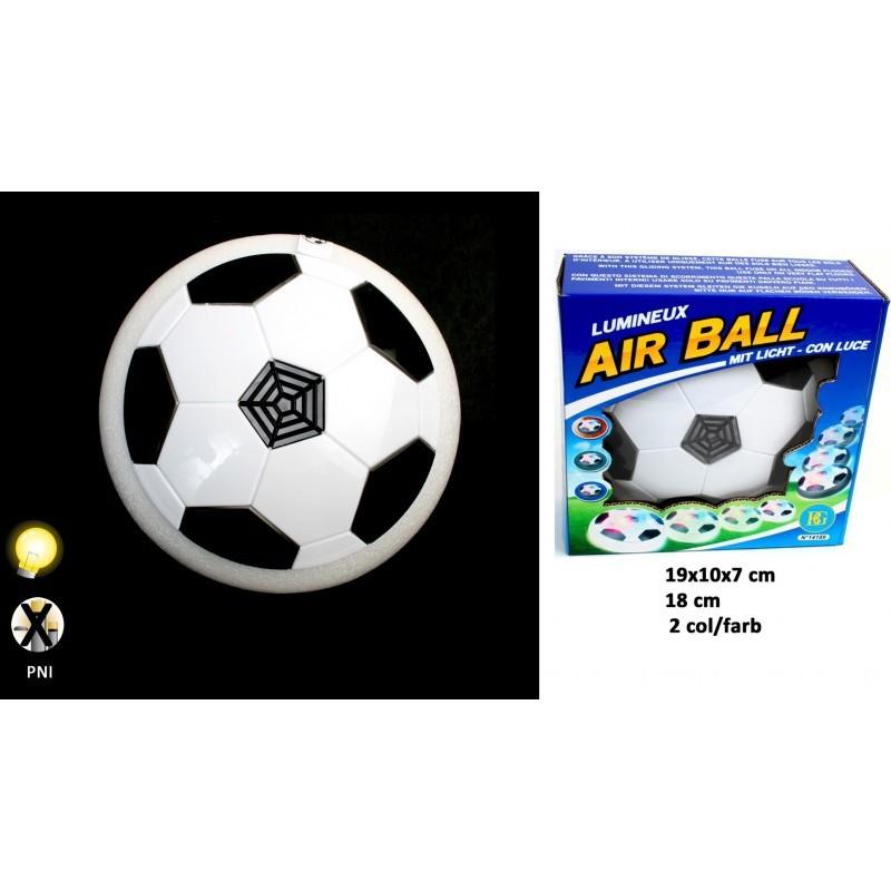 Ballon de Foot Aéroglisseur Lumineux