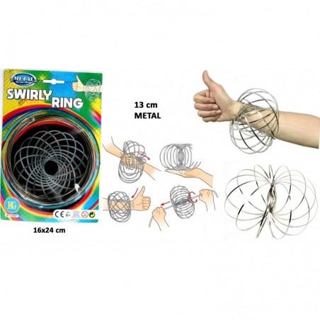 Ressort Métal Flow Ring