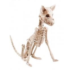 Décoration Squelette de Chien