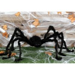 Araignée Velue Géante Noire 150cm