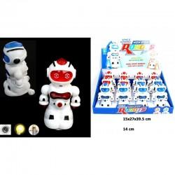 Robot Sonore et Lumineux Non Stop