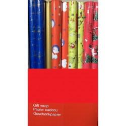 Papier Cadeau Noël 2 Mètres