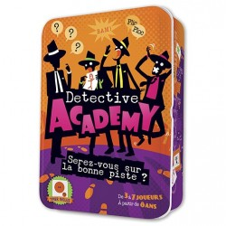 Detective Academy - Cocktail Games