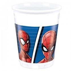 Gobelets Jetables Spiderman