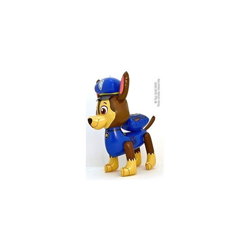 Personnage Gonflable Chase Pat Patrouille Coti Jouets Spécialiste Jouets De Kermesse Fête D école Et Petits Jouets