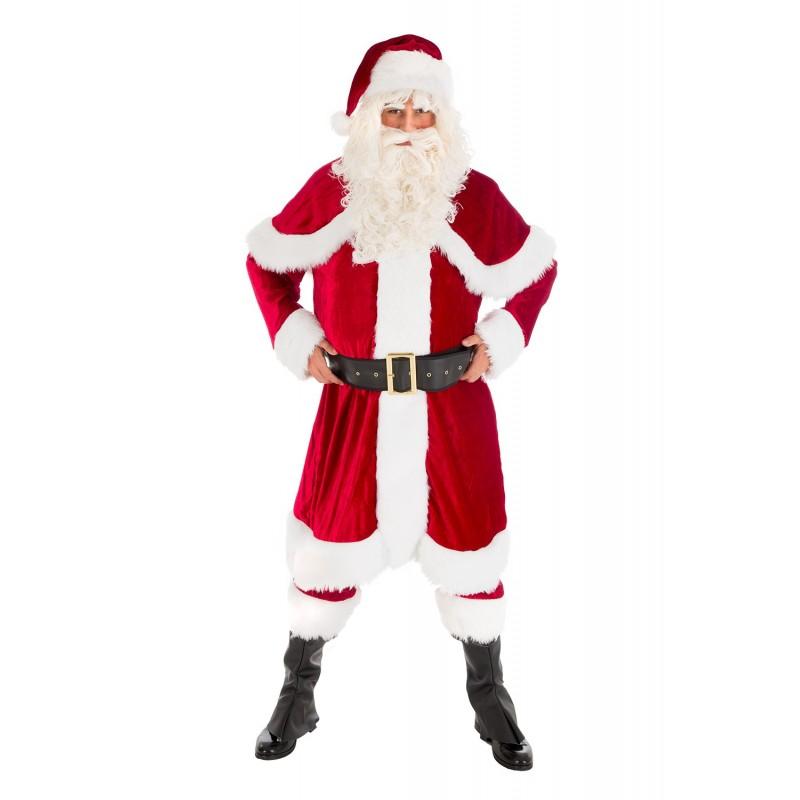 30070956fa1b1 Costume De Père Noël Professionnel – Sherlockholmes Quimper