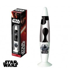 Lampe Magma Noir ou Blanc Star Wars