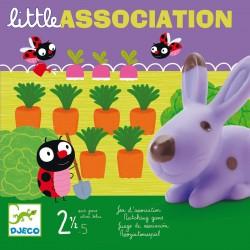 Jeu des Tout-Petits Little Association - Djeco