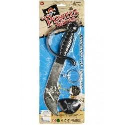 Epée de Pirate avec Accessoires