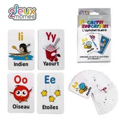 Cartes Educatives - L'Alphabet