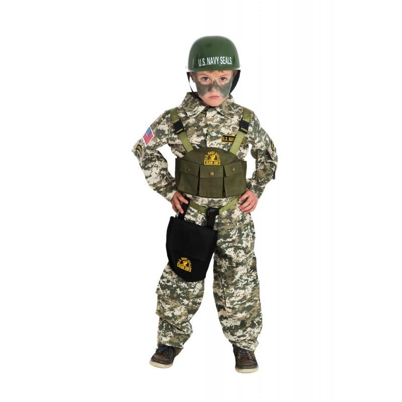Déguisement Militaire Navy Seal