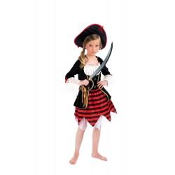Déguisement De Pirate Fille