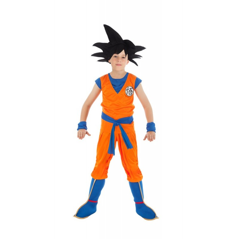 Déguisement Dragon Ball Z Goku - Taille 4-6 Ans