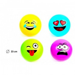 Ballon Visage Humoristique 23cm à Gonfler