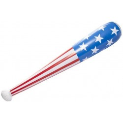 Batte de Baseball Gonflable USA