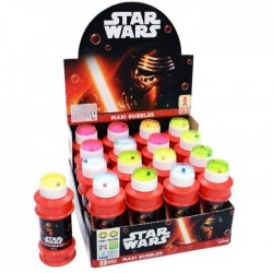 Maxi Bulle de Savon Star Wars 175ml - Disney