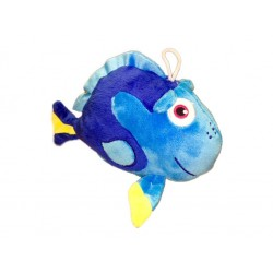 Peluche Poisson Bleu
