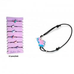 Bracelet Licorne Métal