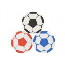 Gomme Ballon de Foot 4cm