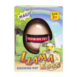 Oeuf Magique Lama Grossissant
