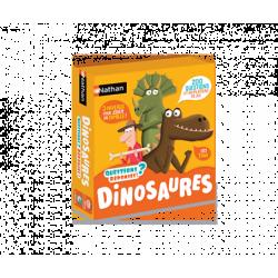 Question Réponses Les Dinosaures - Nathan