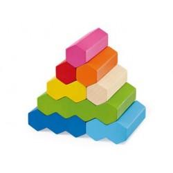 Pile de couleur