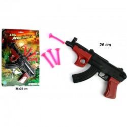 Pistolet Mitrailleur Flèches