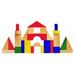 Boîte de jeu de construction