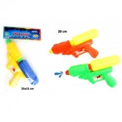 Pistolet à Eau 20cm avec Réservoir