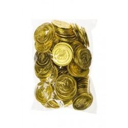 Trésor de Pirate - sachet de 100 Pièces d'Or