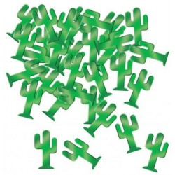 Confettis de Table Cactus