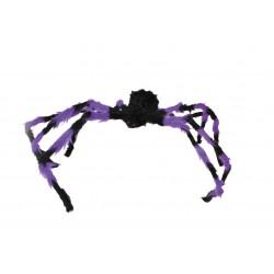Araignée Géante Bicolore Violet