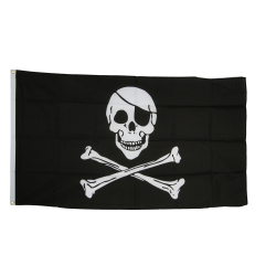 Drapeau de Pirate 90x150cm