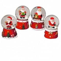Boule à Neige Père Noël Petit Modèle